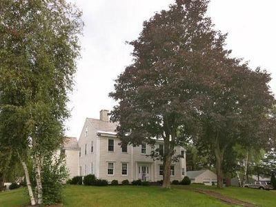 Photo for Musterfield House so close to Williamstown  5500sq ft ,230yr historic home