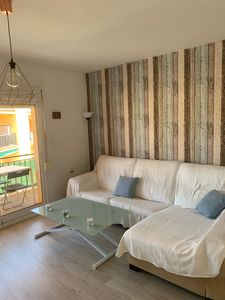 Photo for Newly renovated apartment on the beach of Denia