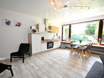 Photo for Cozy apartment on the ground floor for 4-5 persons
