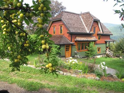 Photo for BioBio Suite: luxurious eco suite on an organic farm, 10 min from Nelson