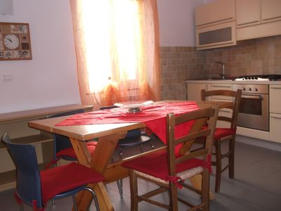 Photo for Apartment in the countryside a few steps from the sea of Levanto and 5 Terre.