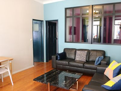 Photo for Chiado/Bairro Alto. historic center, 3 bedrooms, modern design, fully equipped