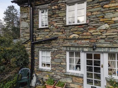 Photo for Delightful cottage situated in the centre of Elterwater village