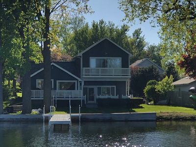 Photo for Lakefront Fun and Fully Updated Home