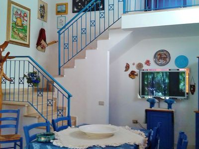 Photo for VILLASIMIUS, SEA CRISTALLINO SEPTEMBER 60 EURO OCTOBER 55 EURO PER DAY WOW!