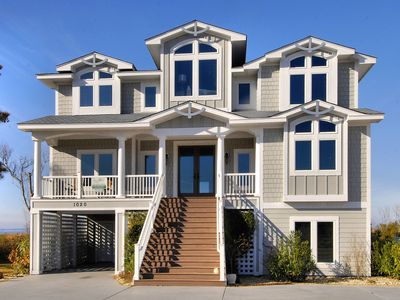 Photo for Bella Vista II | Soundfront | Villas at Corolla Bay | Corolla | Sleeps 24