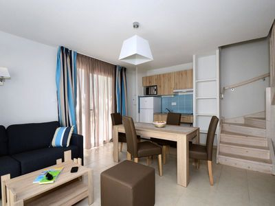 Photo for Prestige Residence Odalys Nakâra - Three Bedroom Cabin 3 Bedroom Cabin 8 People