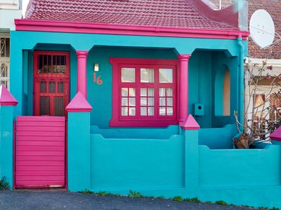 Photo for Colourful Gypsy Cottage - Central Cape Town Getaway