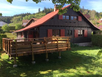 Photo for 5BR Chalet Vacation Rental in Gérardmer, Grand Est