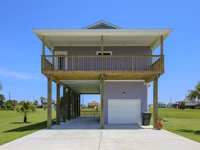 Photo for Seagoddess Sea-cret is a beautiful, newly constructed bayside home for up to 9 guests.