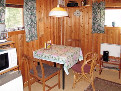 Photo for Vacation home Boda Åsen Jaktstugan (VMD151) in Värmland - 2 persons, 1 bedrooms