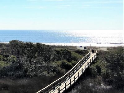 Photo for LET THE REST OF THE WORLD GO BY, DIRECT OCEAN FRONT WITH A STUNNING VIEW!