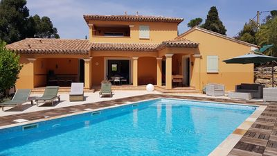 Photo for VILLA WITH SWIMMING POOL IN ISSAMBRES