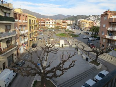 Photo for MAD. Apartment next to the Roses Market at 300m from the beach.