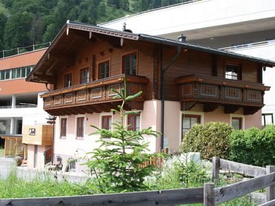 Photo for Beautiful Chalet in Dienten am Hochkönig, with forest nearby