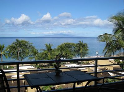 Lanai (patio) view