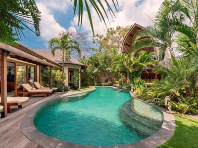 Photo for Bali Seminyak 3 Bedroom Luxury Villa