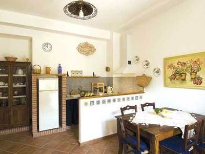 Photo for Villa Oceri, 900 meters from the sea, an ancient farmhouse