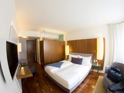 Photo for Double room with shower od. Bathroom, Toilet - The Penz Hotel