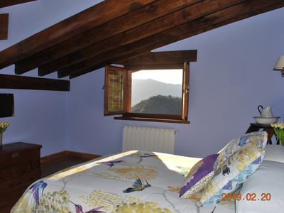 Photo for Lebanes apartment with pool and private porch in Cantabria (Picos de Europa)