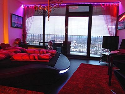 Photo for SKY ROMANTIC ROOM in the hotel tower Augsburg 33. floor