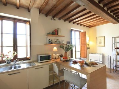 Photo for Holiday house Castelnuovo Berardenga for 2 - 4 persons with 2 bedrooms - Holiday house