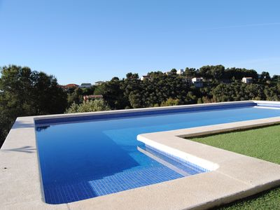 Photo for Villa Gonzalez located in the municipality of Costa-Cunit and 6 km from the beach.