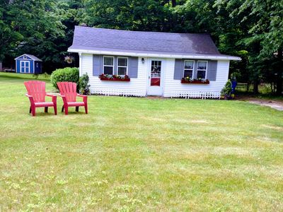 Photo for Summer Cottage in the Village of Pentwater