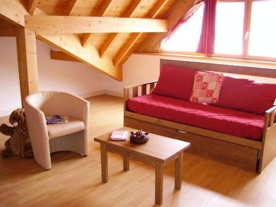 Photo for 1BR Apartment Vacation Rental in Ustou
