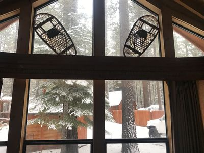 Cozy pet friendly Tahoe cabin at Cedar Pines Resort