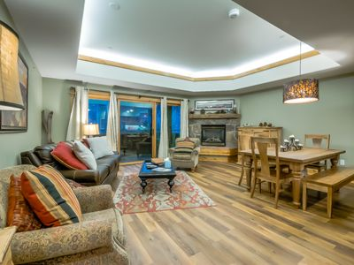 Photo for Fantastic Steamboat Condo - Beautiful Mountain Views and Outdoor Pool.
