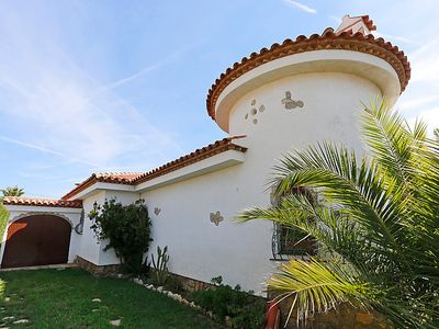 Photo for Vacation home Masboquera in Miami Platja - 6 persons, 3 bedrooms