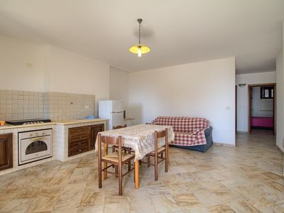 Photo for Salvia  apartment in Marina San Gregorio with WiFi, private parking, private terrace & balcony.
