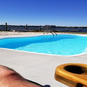 Photo for The Salty Dog-NEW POOL-Dogs OK