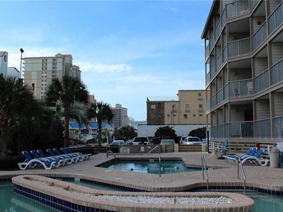 Photo for Beach Access, Villa, Swimming Pools, Lazy River, Free Parking & Wifi, Hot Tubs, Kitchen