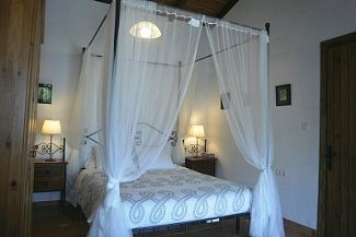 """Four Poster"" Bedroom"