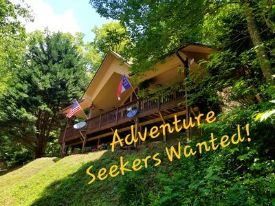 Photo for Adventure Seekers Wanted !!  🌲Explore 🌲Relax 🌲Unwind  Make Memories... ❤