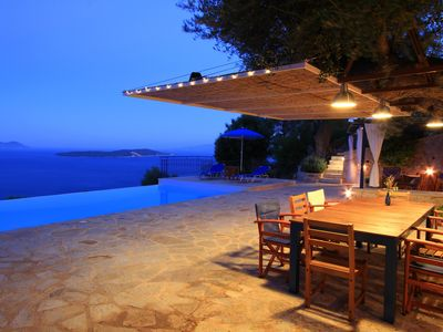 Photo for Villa Coquili: .The unique and unforgettable view