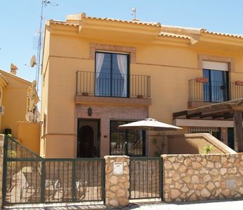 Photo for 3 Bedroom Townhouse Near Airport and Beaches of the Mar Menor