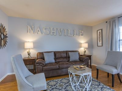 Photo for Nashville Chic Home - Only 10 minutes from Downtown!
