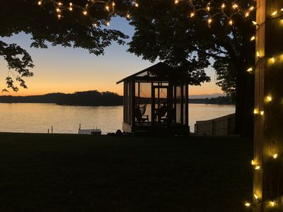 Photo for The Lake Hideaway: A world away from your worries