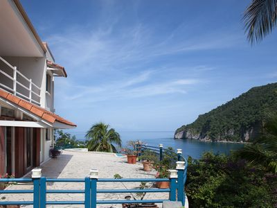 Photo for House Alissa - Holiday house with pool and sea views