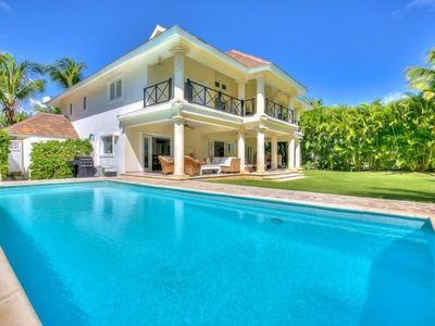Photo for 4 Bedroom Luxury Villa in Punta Cana