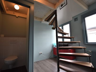 Photo for Comfortable and quiet studio with spacious private roof terrace