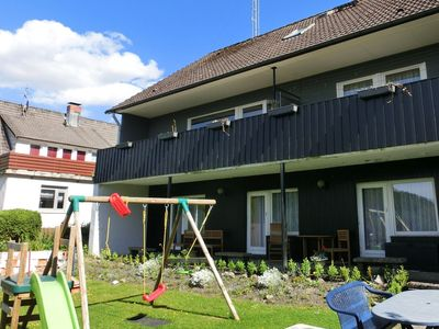 Photo for Apartment in health and Kneipp resort in the Upper Harz with huge garden