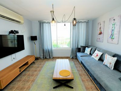 Photo for Sea View ★ Fully Equipped ★ 7 min from the beach