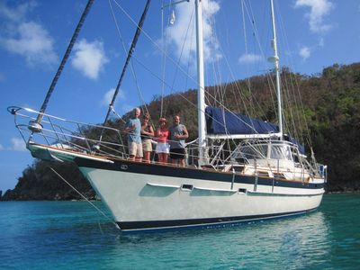 Photo for Sailing in the Virgin Islands and Grenadines 2019/2020