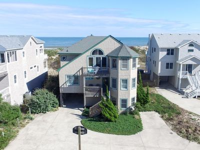 Photo for C0437 Terning Point. Corolla Oceanfront w/Pool, New Kitchen Remodel, Linens!