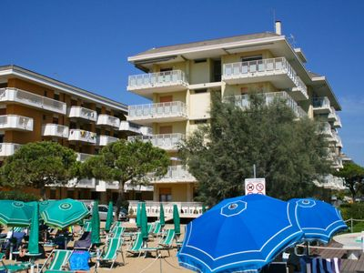 Photo for Apartment Residence Diplomatic  in Lido di Jesolo, Veneto - 3 persons, 1 bedroom