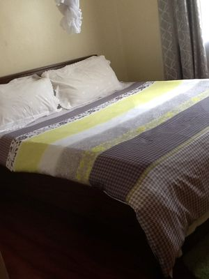 2 bedroom apartment FULLY FURNISHED